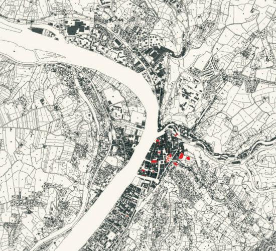 La conscience du patrimoine influence la construction de la ville.