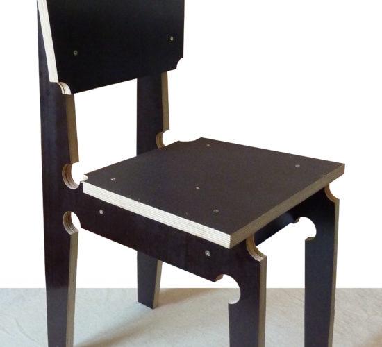 Minimal – la chaise