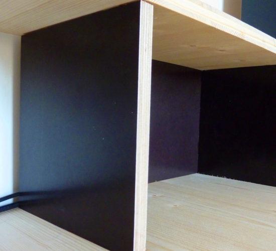 Minimal – le bureau